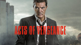 Netflix box art for Acts of Vengeance